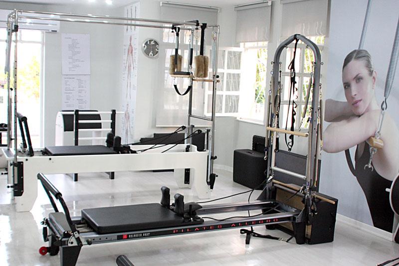 KeepFit Antalya Pilates Salonlarımız