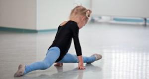 çocuklar için jimnastik Antalya