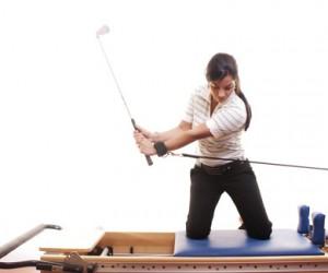 golf ve pilates