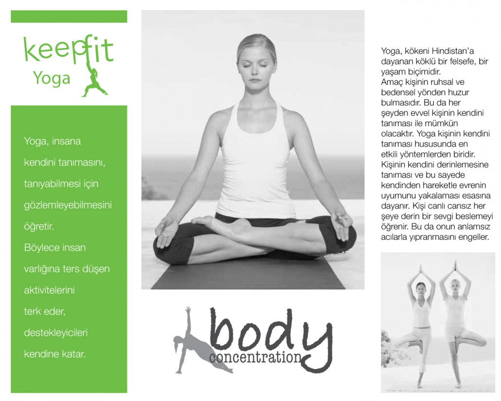 Keepit ile Antalya'da YOGA