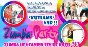 Zumba Party Antalya