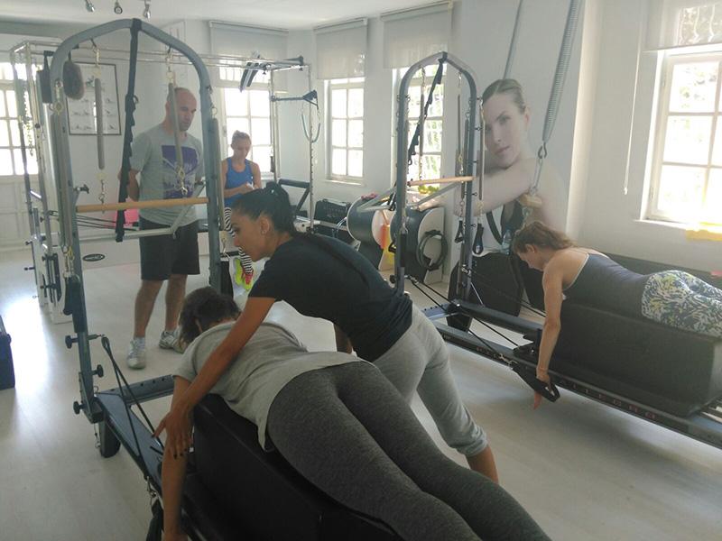 pilates eğitimi antalya