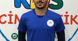 Keepfit Kids Cimnastik Antrenörümüz Mehmet Karaköse