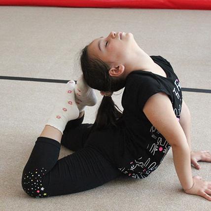 Çocuklar için cimnastik kursu Antalya