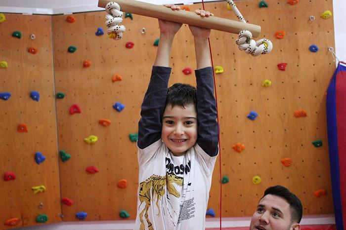 Keepfit Kids Çocuklar İçin Cimnastik