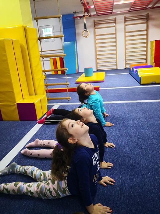 keepfit kids cimnastik uncalı