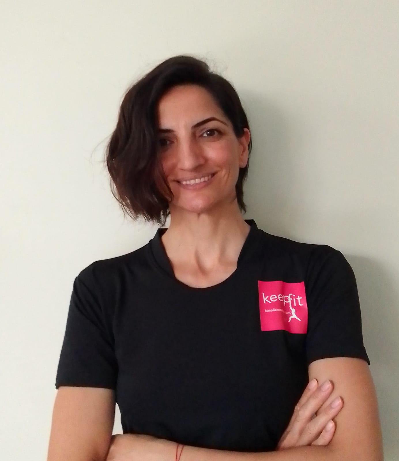 Atik Pilates Egitmeni Aydan Polat